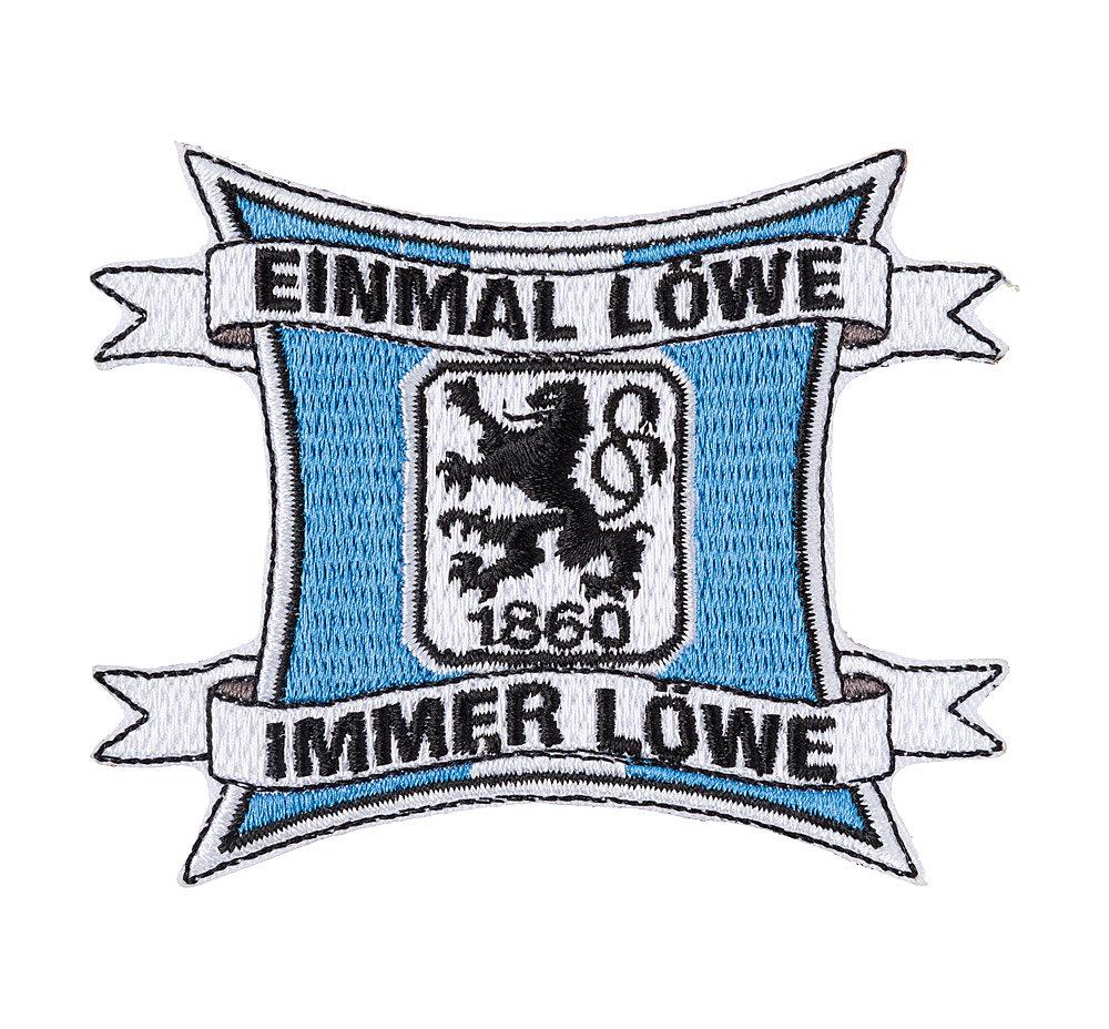 TSV 1860 München FANCLUB Aufnäher