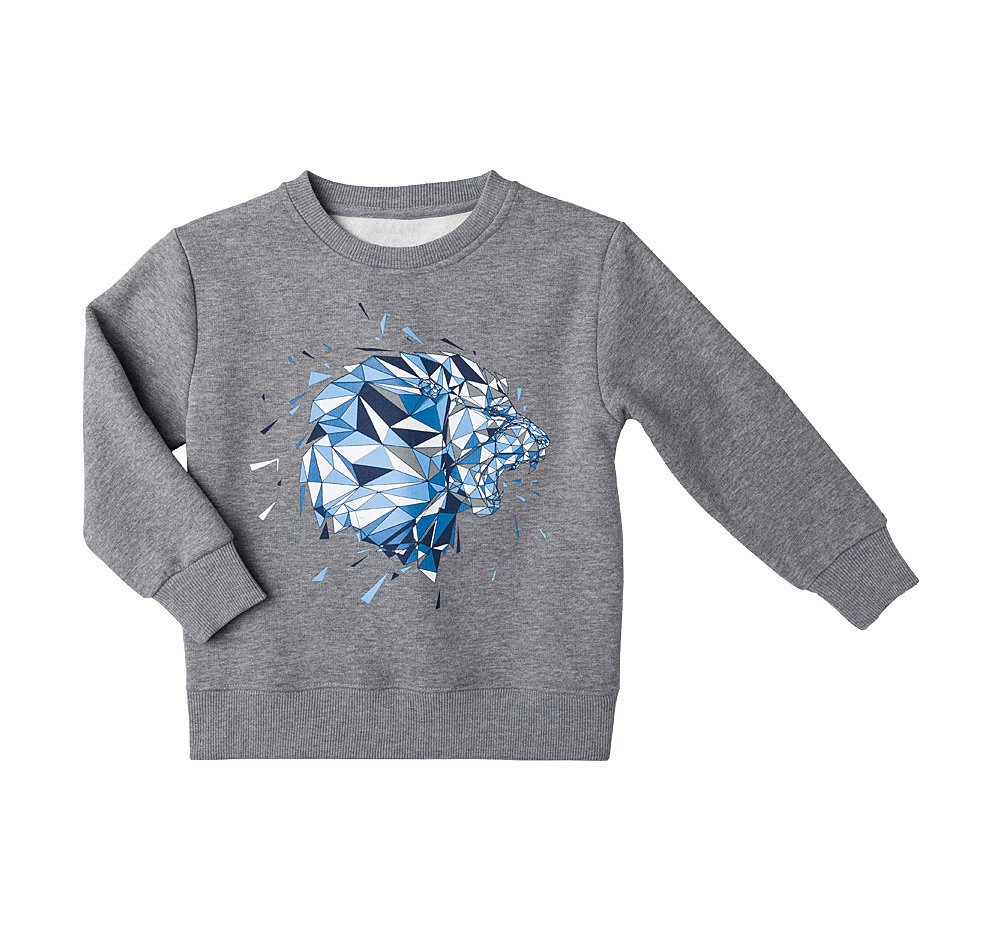 Kinder Sweater Polygon