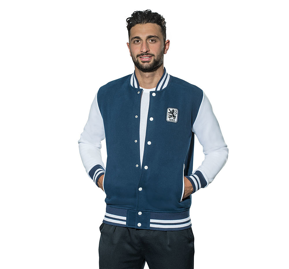 new product 9978b 5a7ed Collegejacke