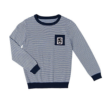 Kinder Pullover Stripes